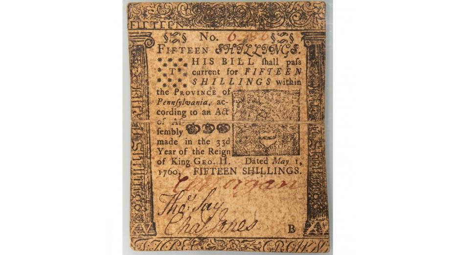 Franklin's Numismatic Legacy
