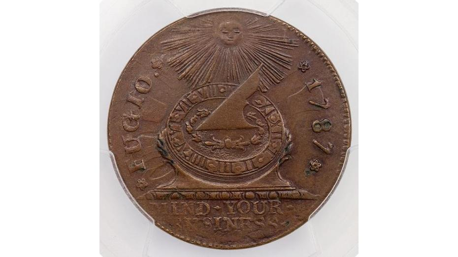 The Fugio Cent: The Coin That Started It All