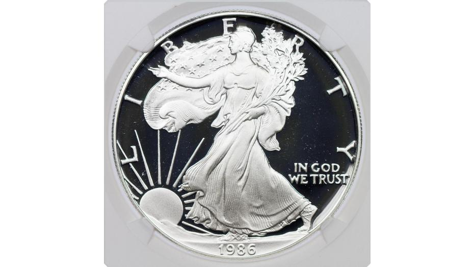 35th Anniversary of the Liberty Coin Act: The Birth of the American Silver Eagle