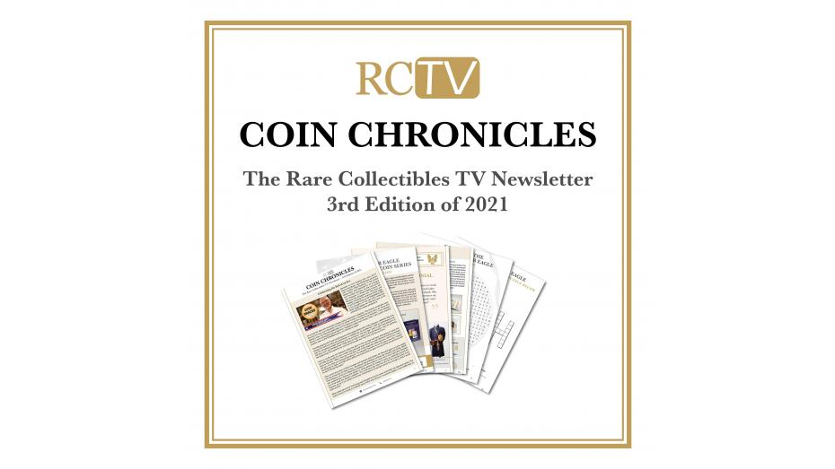 Rare Collectibles TV Newsletter 2021 Edition 3