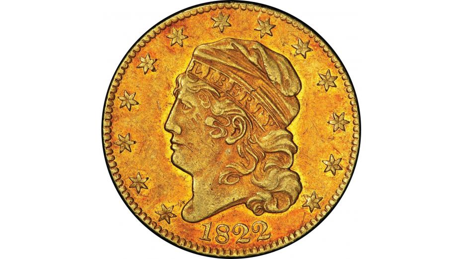 1822 Half Eagle (Stack's Bowers Galleries))