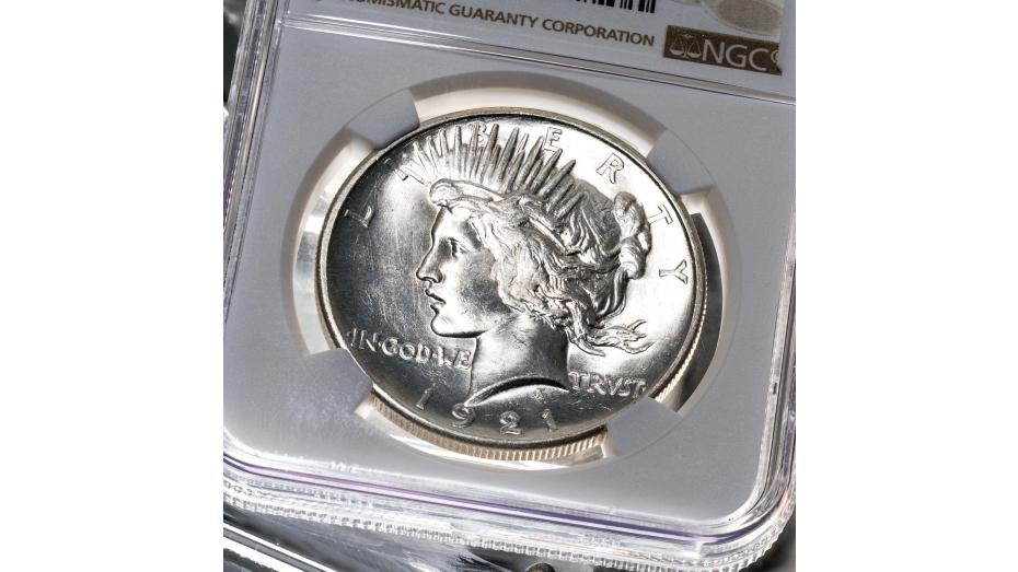 The 1922 High Relief Peace Dollar: A Numismatic Legend