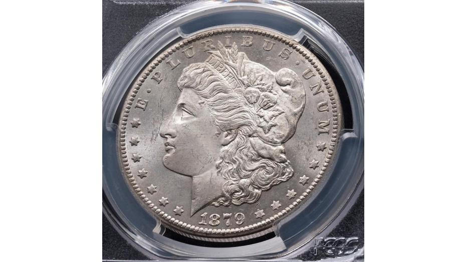 1879-CC Morgan Dollar NGC/PCGS MS64