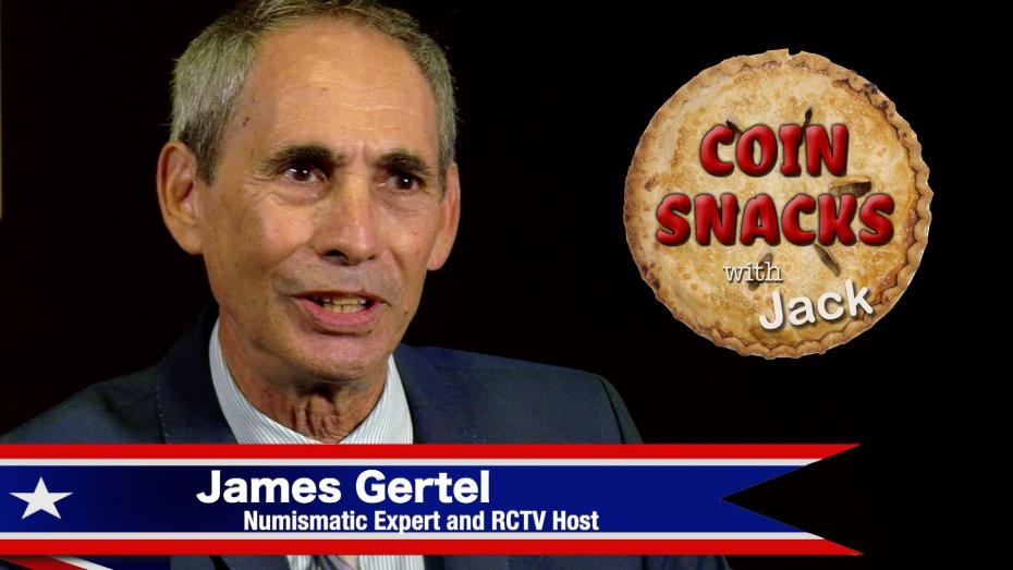 Watch RCTV Host James Gerstel on Coin Snacks with Jack!