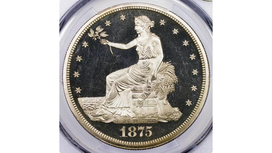 Silver Union: The History of the Trade Dollar