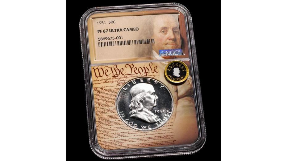 Benjamin Franklin's Journey to the Half Dollar