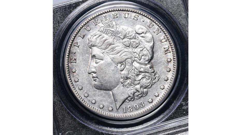 1893-S Morgan Dollars NGC/PCGS XF45