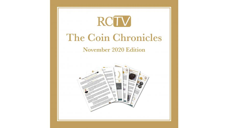 RCTV The Coin Chronicles: November 2020 Edition