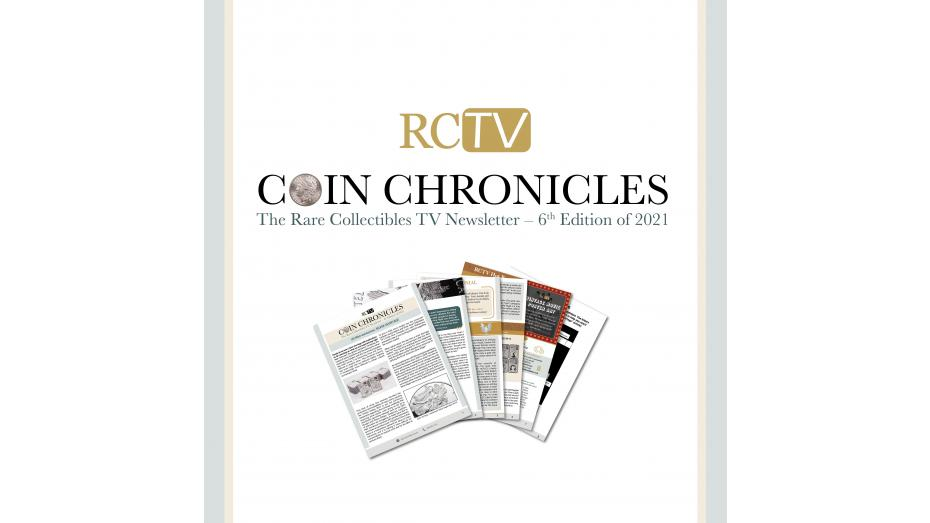 Rare Collectibles TV Newsletter 2021 Edition 6