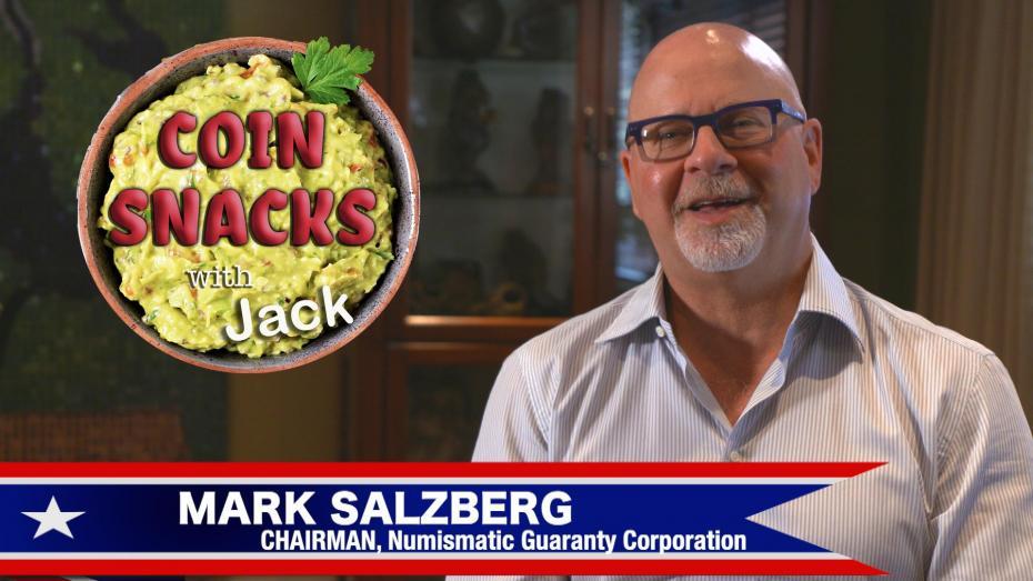 NGC Chairman Mark Salzberg joins Coin Snacks with Jack