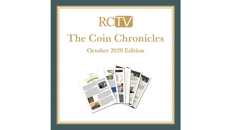RCTV The Coin Chronicles: October 2020 Edition