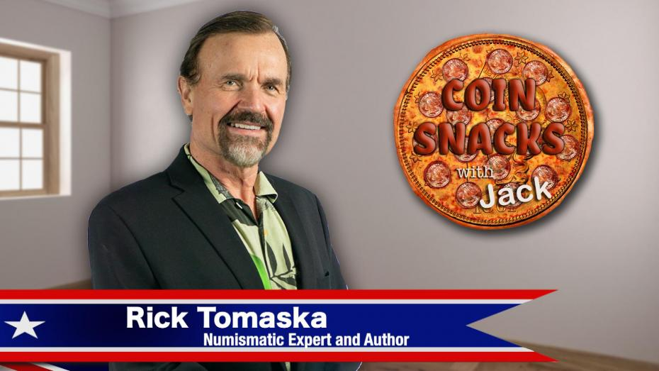 Discussing Aspiration Kennedy Half Dollars with Rick Tomaska on Coin Snacks with Jack