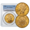 1900-P Gold Double Eagle MS64