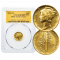 2016-W Gold Mercury Dime PCGS SP70
