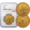 1853-P Gold Double Eagle XF45