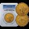 1851-P Gold Double Eagle AU50