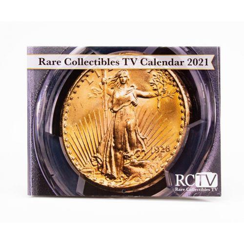 2021 RCTV Calendar