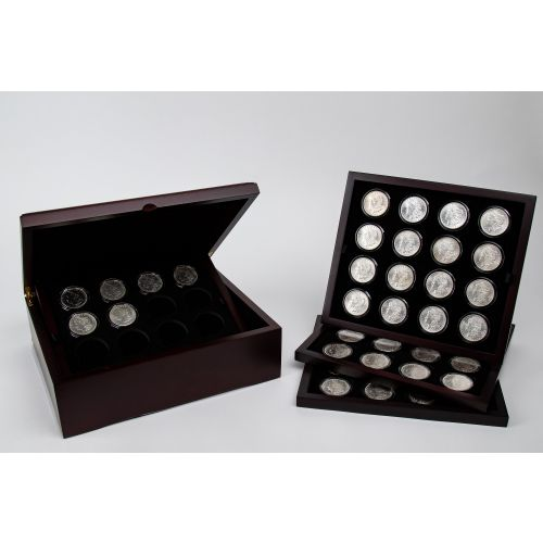 Set of 54: Mega Monster Morgan Silver Dollar Collection BU