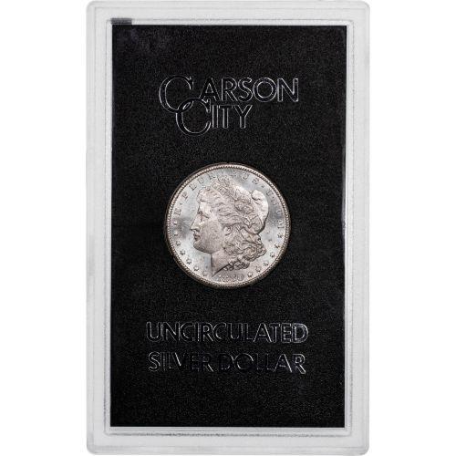 1880-CC GSA Morgan Silver Dollar BU