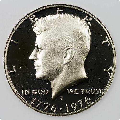 1976-S Kennedy Silver Half Dollar Proof