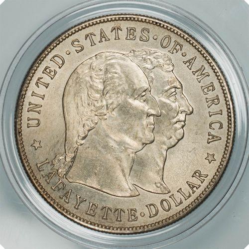 1900-P Lafayette Dollar BU