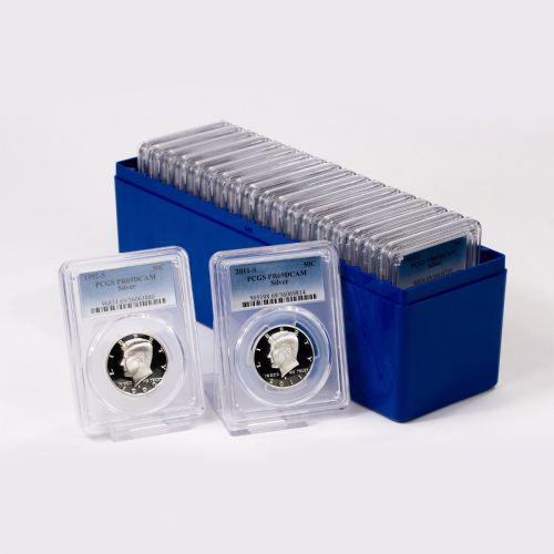 20 Coins Set: 1992-S - 2011-S Silver Kennedy PR69 Deep Cameo