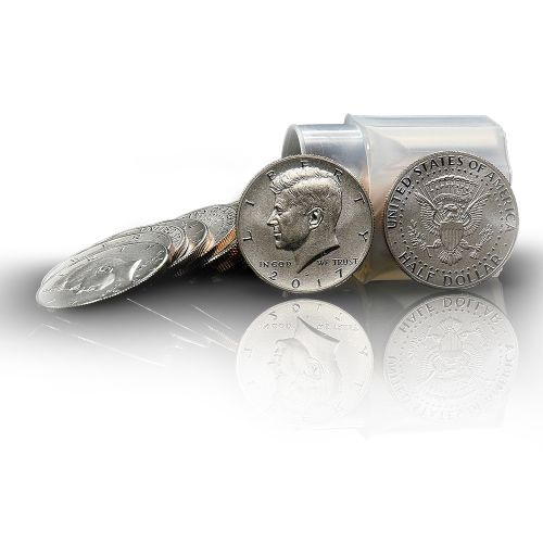 Roll of 20: 2017-S Kennedy Half Dollars Enhanced Finish