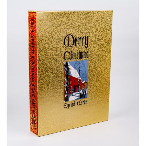 """The Complete Christmas Book Art of Eyvind Earle"""