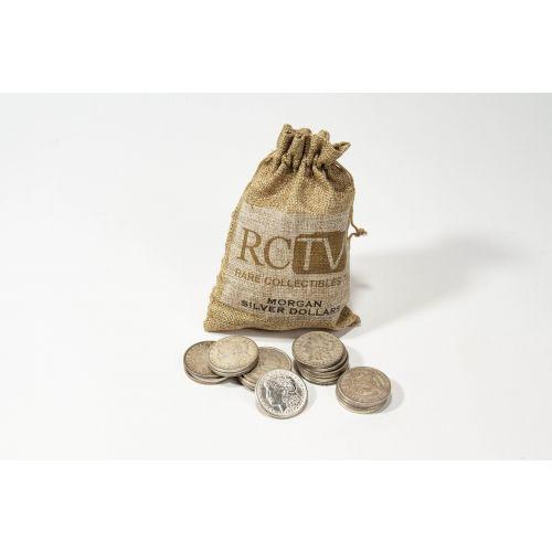 Bag of 25: 1921-P Morgan Dollars Circulated