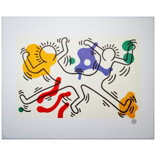 "Keith Haring, ""Untitled"""