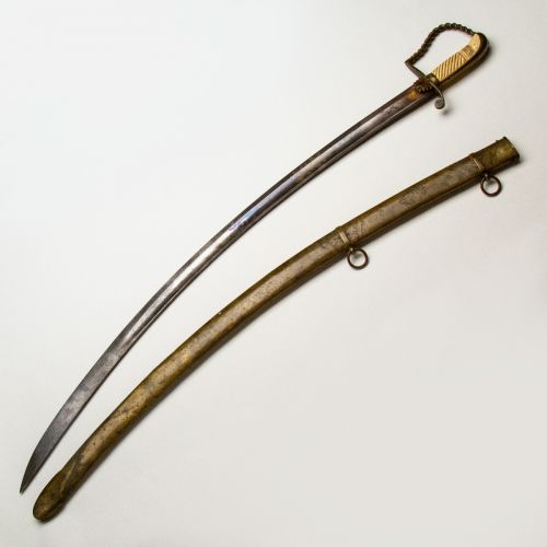 1820-1840 United States Mounted Artillery Officer's Sword