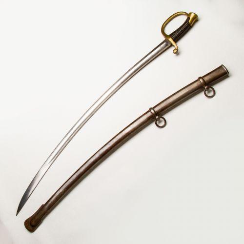 Model 1840 Light Artillery Sword