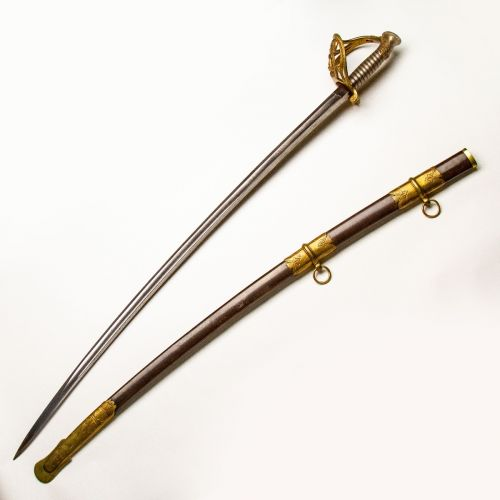 Stunning Presentation Grade Cavalry Officer's Sword