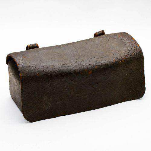 """Pre Civil War Militia Cartridge Box 9.5"""" x 4"""""""