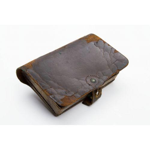 """Civil War Pistol Box """"S16"""" 6"""" x 4"""""""
