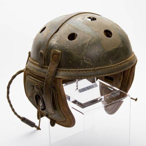 "WWII US Tankers Helmet 8"" x 3.5"" x 4.5"""