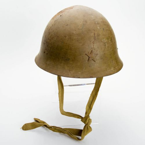 """Japanese WWII Army Helmet 9.5"""" x 6"""" x 5"""""""