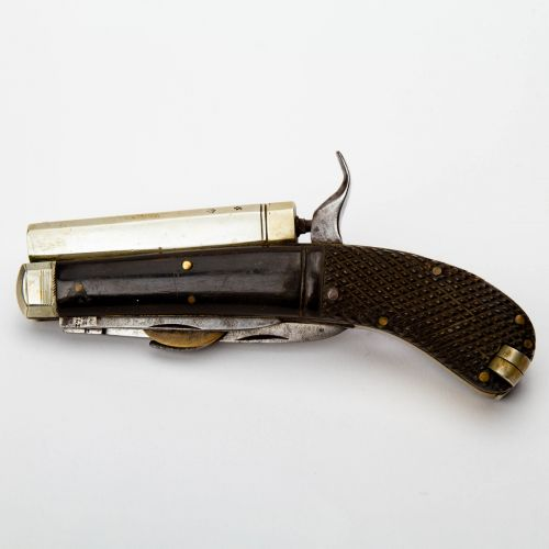 Unwin & Rodgers Knife Pistol