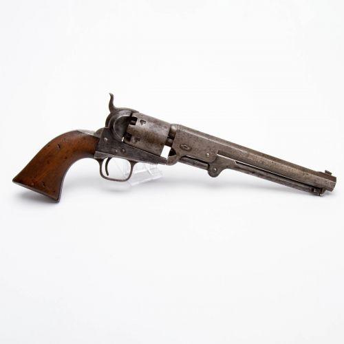 Colt Model 1851 Navy Revolver Serial #32076