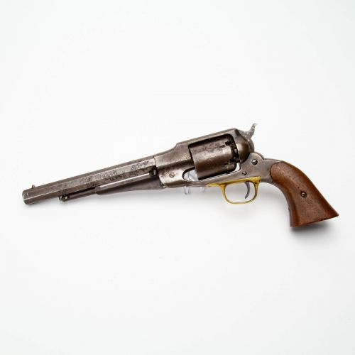 "SOLD Civil War Remington 1861 ""Old Army"" Revolver Serial #3053"
