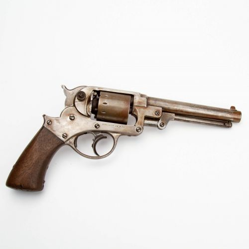 1858 Starr Double Action Army Revolver Serial #12452
