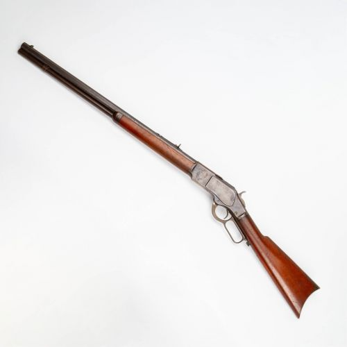 Model 1873 Winchester Lever Action Rifle Serial #401496B