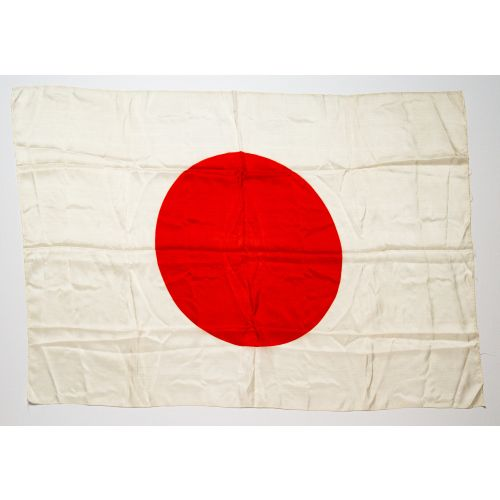 "Japanese World War II Hinomaru Military Flag 27.5"" x 38.5"""