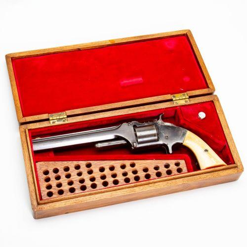 Civil War Smith & Wesson No.2 Army Revolver