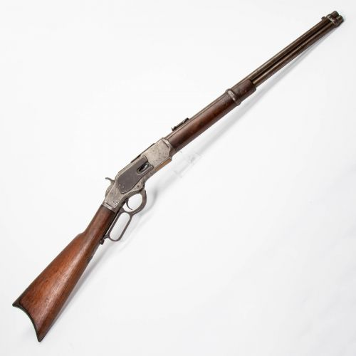 Winchester Model 1873 Saddle Ring Carbine .44 Caliber