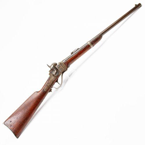 "Civil War Sharps ""New Model"" Calvary Carbine, serial # 90370"
