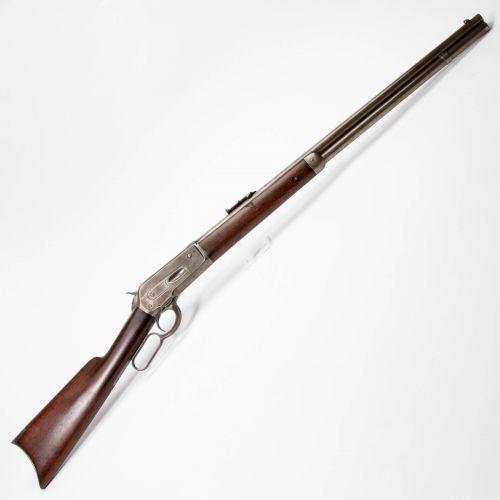 Winchester Model 1886 Rifle, 45-70 Caliber, 1896
