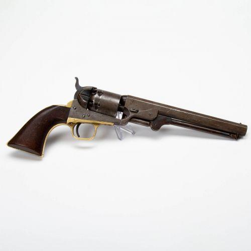 Colt 1851 Navy Revolver (Serial # 145219) 1863