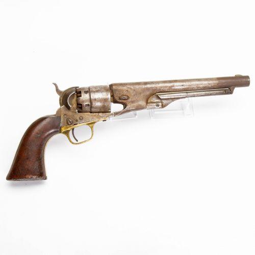 Colt 1860 Army Revolver (Serial # 17881) 1861