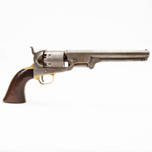 Colt 1851 Navy Revolver (Serial # 77906) 1857